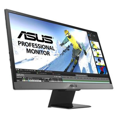 ASUS ProArt PQ22UC 4K 21 6 Inch Professional Monitor + Smart detachable  stand