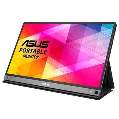 Image of Asus MB16AC LED 39.6 cm (15.6 inch) 1920 x 1080 p Full HD 5 ms USB-C™ IPS LED