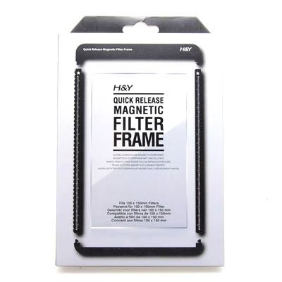 Image of H&Y LEE Filters Triple Pack - inc. 3x 150x100mm Frames and LEE Adapter Strips