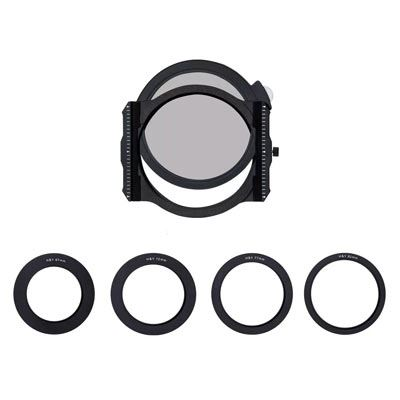 Image of H&Y K-Holder Kit inc. 67/72/77/82mm Adapter Rings