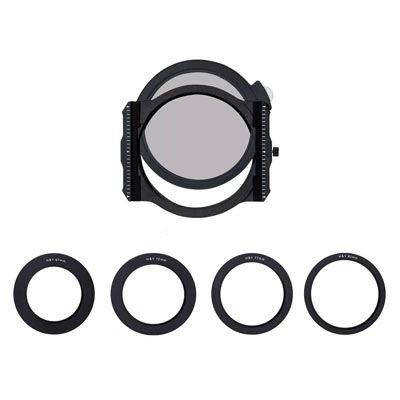 H+Y K-Holder Kit inc. 67/72/77/82mm Adapter Rings