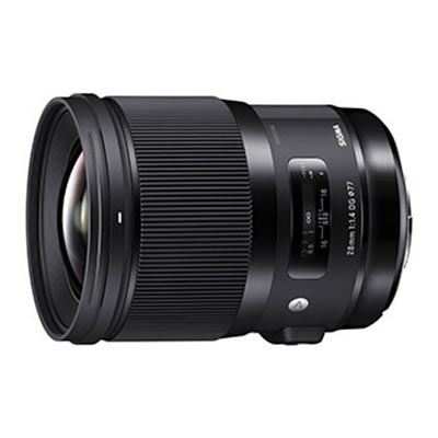 Sigma 28mm f1.4 DG HSM Art Lens - Nikon F Fit