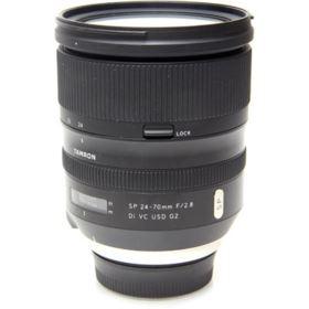 Used Tamron 24-70mm f2.8 Di VC USD G2 Lens - Nikon Fit