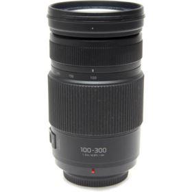 Used Panasonic 100-300mm f4.0-5.6 II LUMIX G Vario Lens