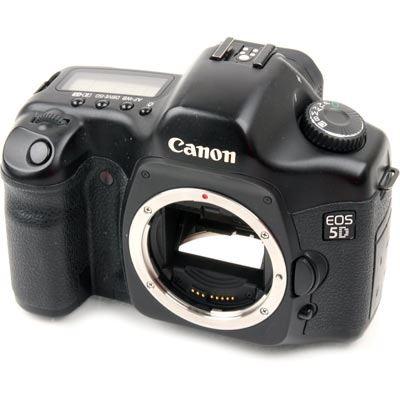 Used Canon EOS 5D Digital SLR Camera Body
