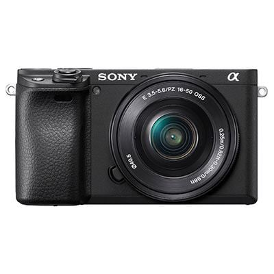 Sony A6400 Digital Camera with 16-50mm Power Zoom Lens