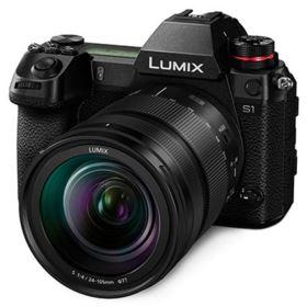 Used Panasonic Lumix S1 Digital Camera with 24-105mm Lens