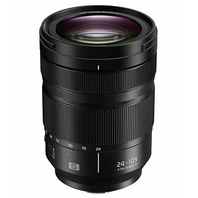 Panasonic LUMIX S 24-105mm f4 Macro OIS Lens