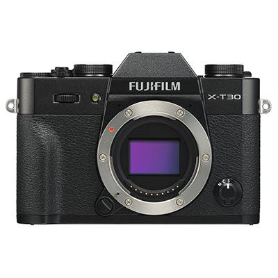 Fujifilm X-T30 Digital Camera Body - Black
