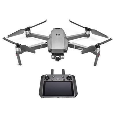 Image of DJI Mavic 2 Zoom with Smart Controller