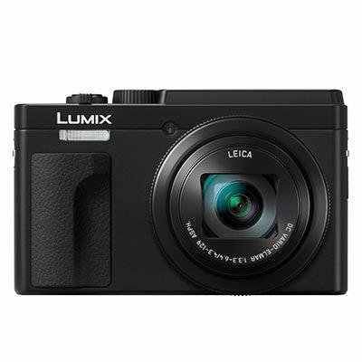 Panasonic LUMIX DC-TZ95 Digital Camera - Black