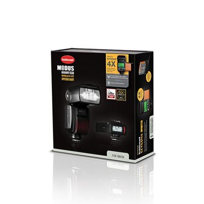 Hahnel Modus 600RT MK II Wireless Kit Nikon