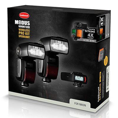 Hahnel Modus 600RT MK II Pro Kit Nikon