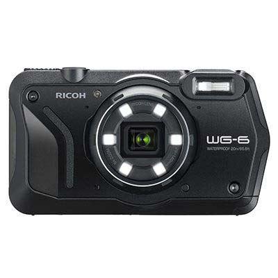 Ricoh WG-6 Digital Camera - Black