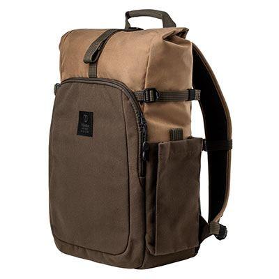 Tenba Fulton 14L Backpack - Tan/Olive