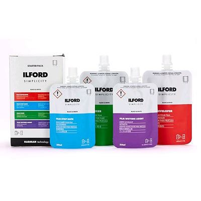 Ilford Simplicity Film Starter Kit