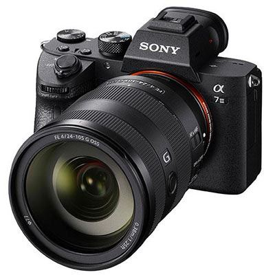 Sony A7 III Digital Camera with 24-105mm Lens