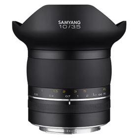 Samyang XP 10mm f3.5 Lens - Canon EF Fit