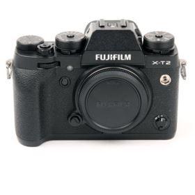 Used Fujifilm X-T2 Digital Camera Body