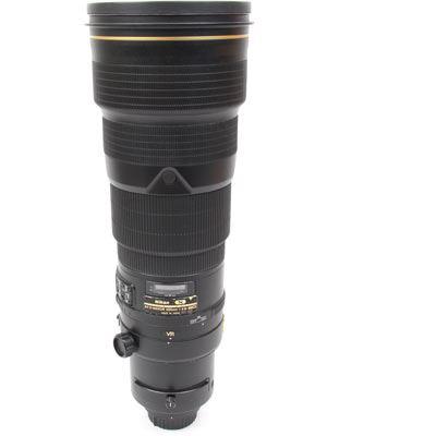 Used Nikon 500mm f4 ED VR AF-S Nikkor Lens