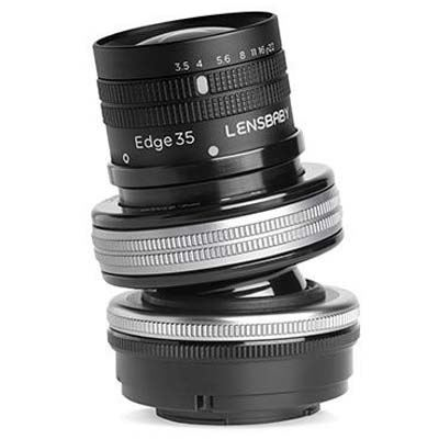 Lensbaby Composer Pro II with Edge 35 Optic – Micro Four Thirds Fit