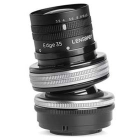Lensbaby Composer Pro II with Edge 35 Optic - Micro Four Thirds Fit