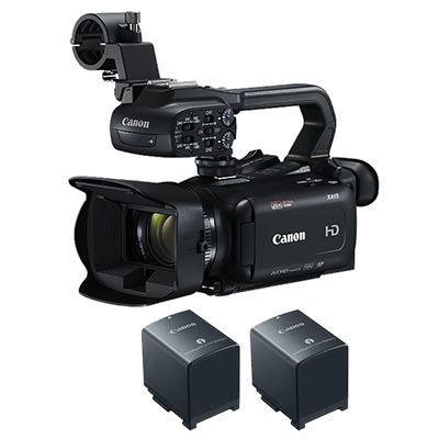 Image of Canon XA11 Professional Camcorder - Power Kit