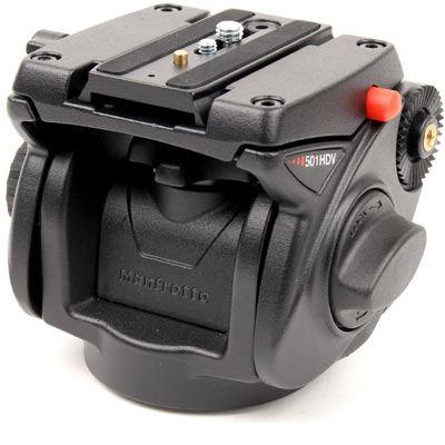 Used Manfrotto 501HDV Pro Video Head