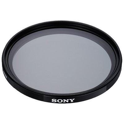 Sony 49mm T* Circular Polariser Filter