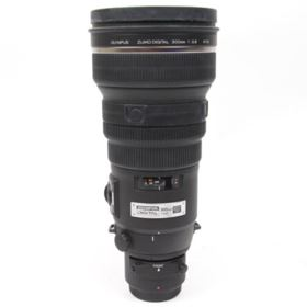 Used Olympus 300mm f2.8 ZUIKO Digital ED Four Thirds lens