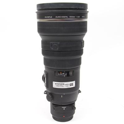 Used Olympus 300mm f2.8 ZUIKO Digital ED Four Thirds lens