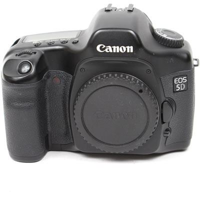Used Canon EOS 5D Digital SLR Camera Body