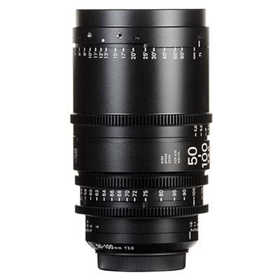 Image of Sigma Cine 50-100mm T2 Zoom Lens - Sony Mount