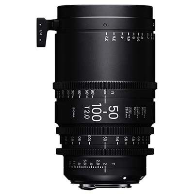 Image of Sigma Cine 50-100mm T2 Zoom Lens - PL Mount