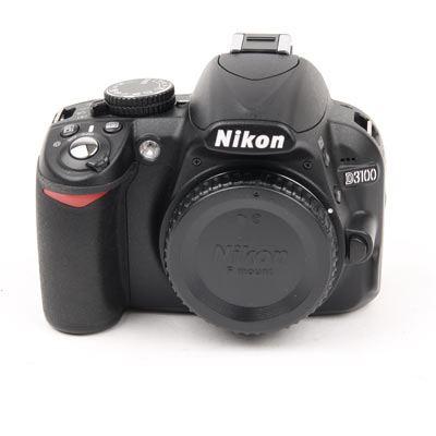 Used Nikon D3100 Digital SLR Camera Body