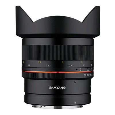 Samyang MF 14mm f2.8 Lens - Canon RF Fit