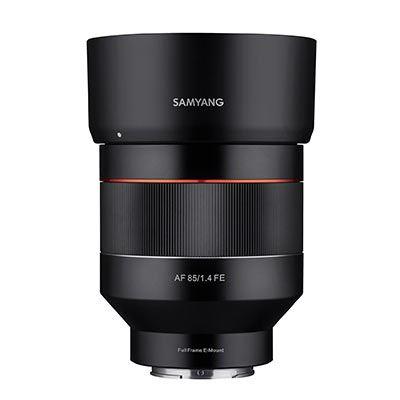 Samyang AF 85mm f1.4 Lens - Sony FE Fit