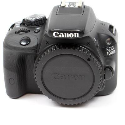 Used Canon EOS 100D Digital SLR Camera Body