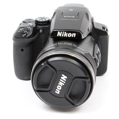 Used Nikon Coolpix P900 Digital Camera