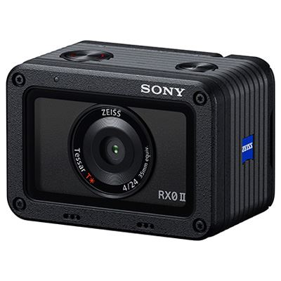 Sony DSC-RX0 II Premium Compact Camera