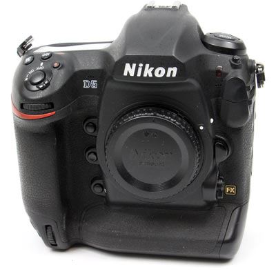 Used Nikon D5 Digital SLR Camera Body – Dual Compact Flash