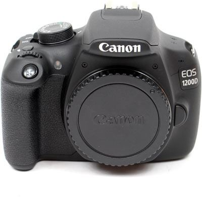 Used Canon EOS 1200D Digital SLR Camera Body