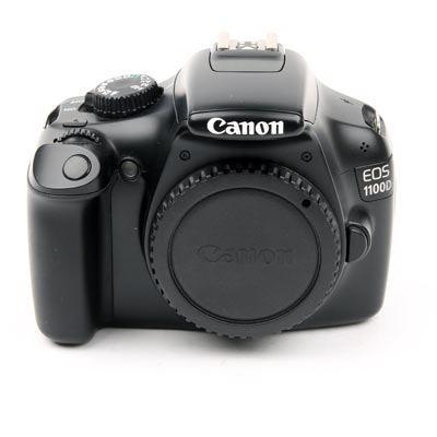 Used Canon EOS 1100D Digital SLR Camera Body