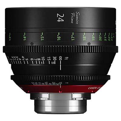 Canon CN-E24mm T1.5 FP X Sumire Prime Lens