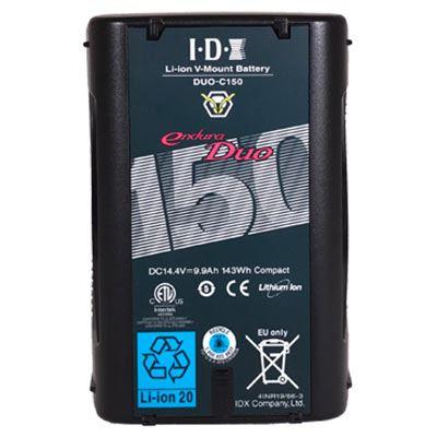 Image of IDX DUO-C150 Endura V-Mount Battery