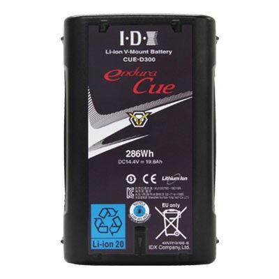 Image of IDX CUE-D300 Endura V-Mount Battery