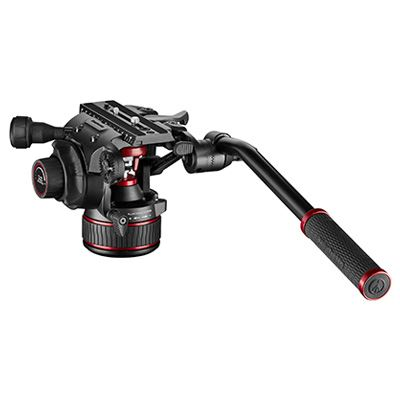 Image of Manfrotto Nitrotech 608 Fluid Video Head