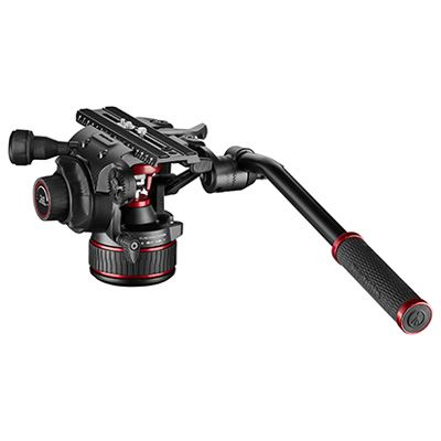 Image of Manfrotto Nitrotech 612 Fluid Video Head