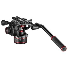 Used Manfrotto Nitrotech 612 Fluid Video Head