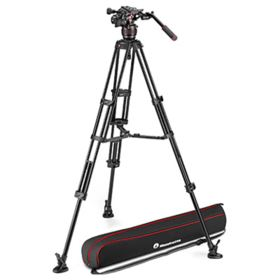 Manfrotto Nitrotech 608 + Twin MS